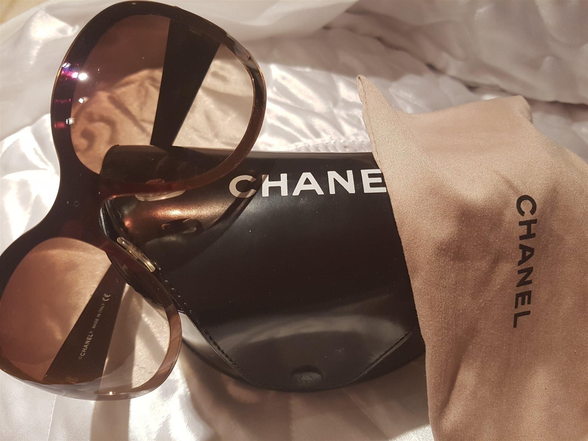 c4cc247715c1 Glamour till 100% med dessa solglasögon i äkta .. (346392387) ᐈ Köp ...