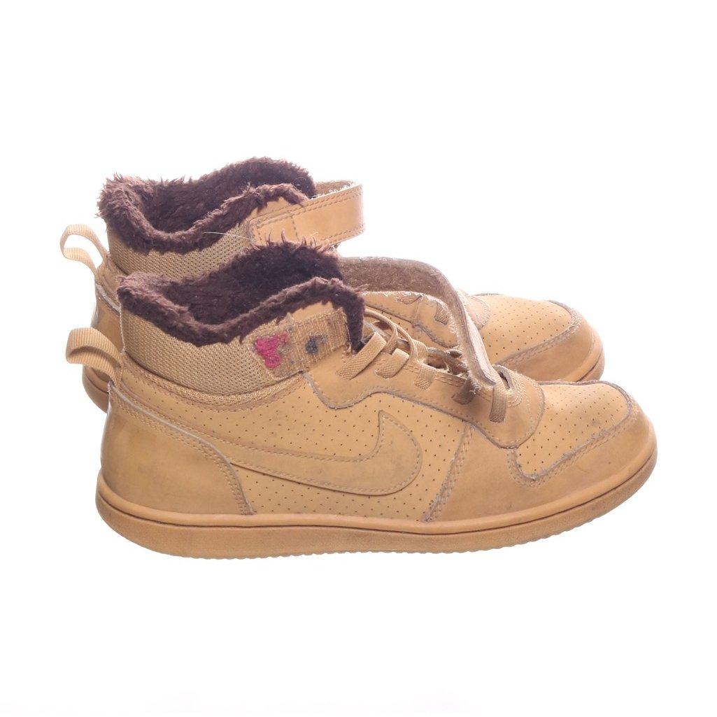 Nike Air Force 1, Sneakers, Strl: 33, Bei.. (360503548) ᐈ