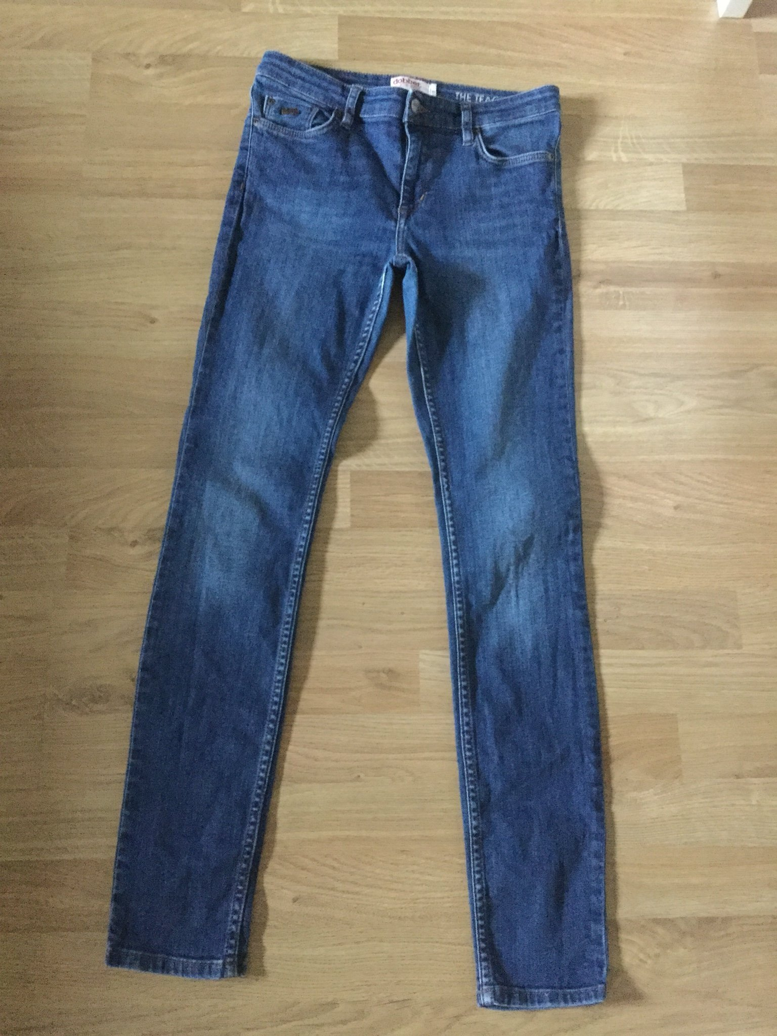 dobber jeans dam