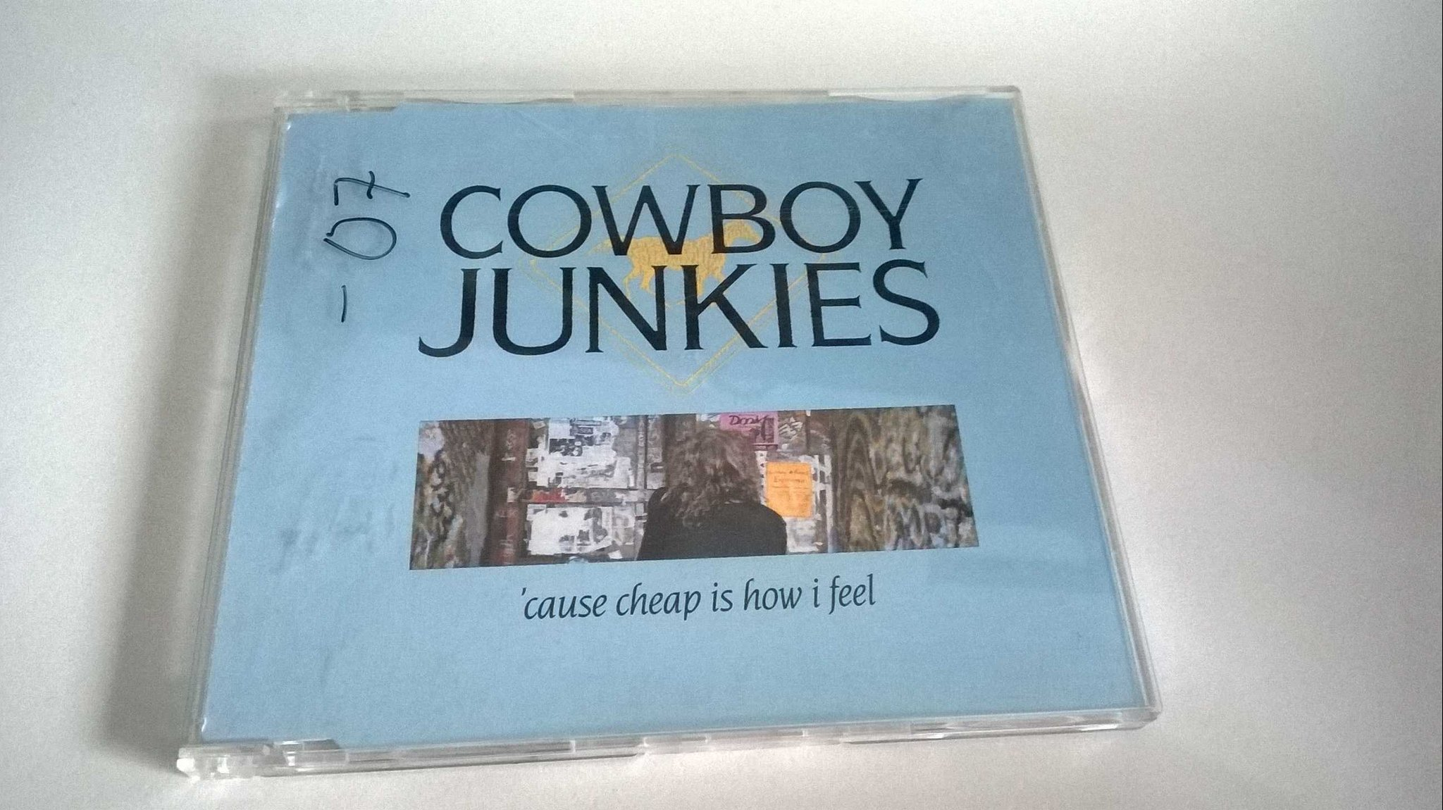 Cowboy Junkies ?- Cause Cheap Is How I Feel, CD