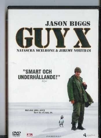 GUY X  -  JASON BIGGS