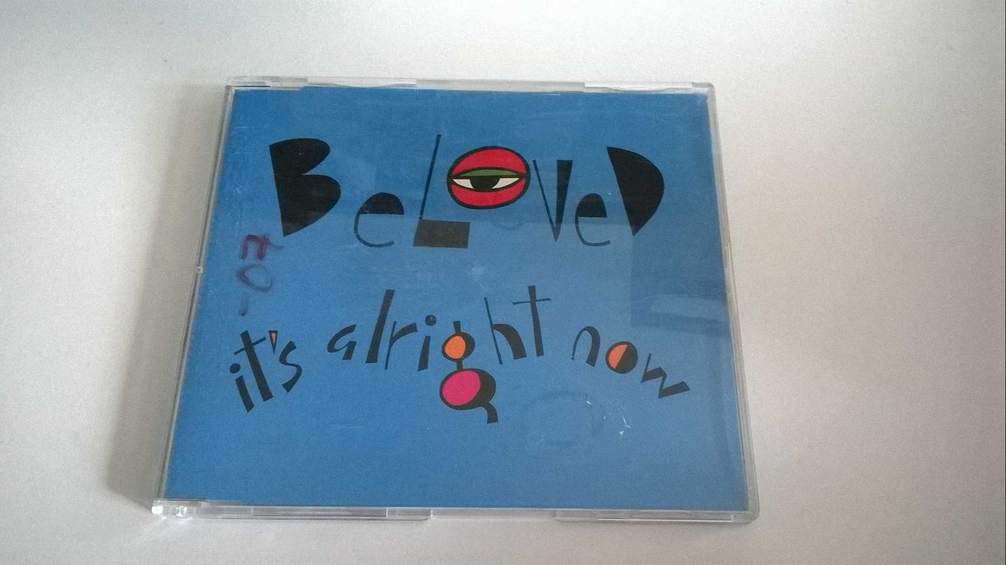 Beloved - It's Alright Now, CD
