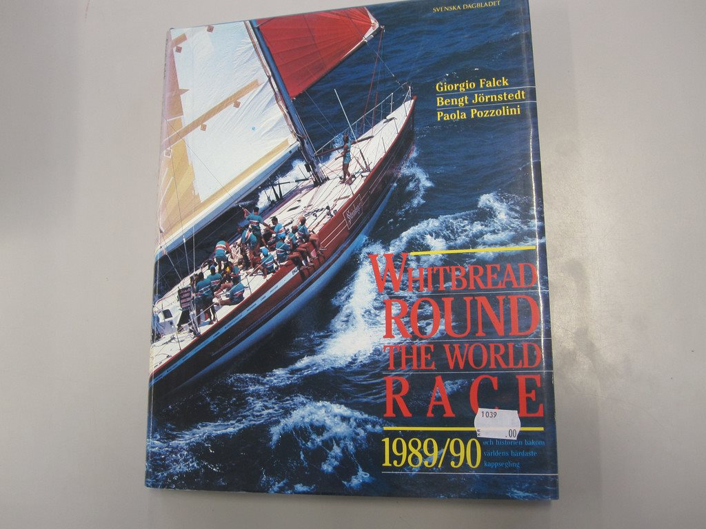 Whitbread round the world race - 1989/90