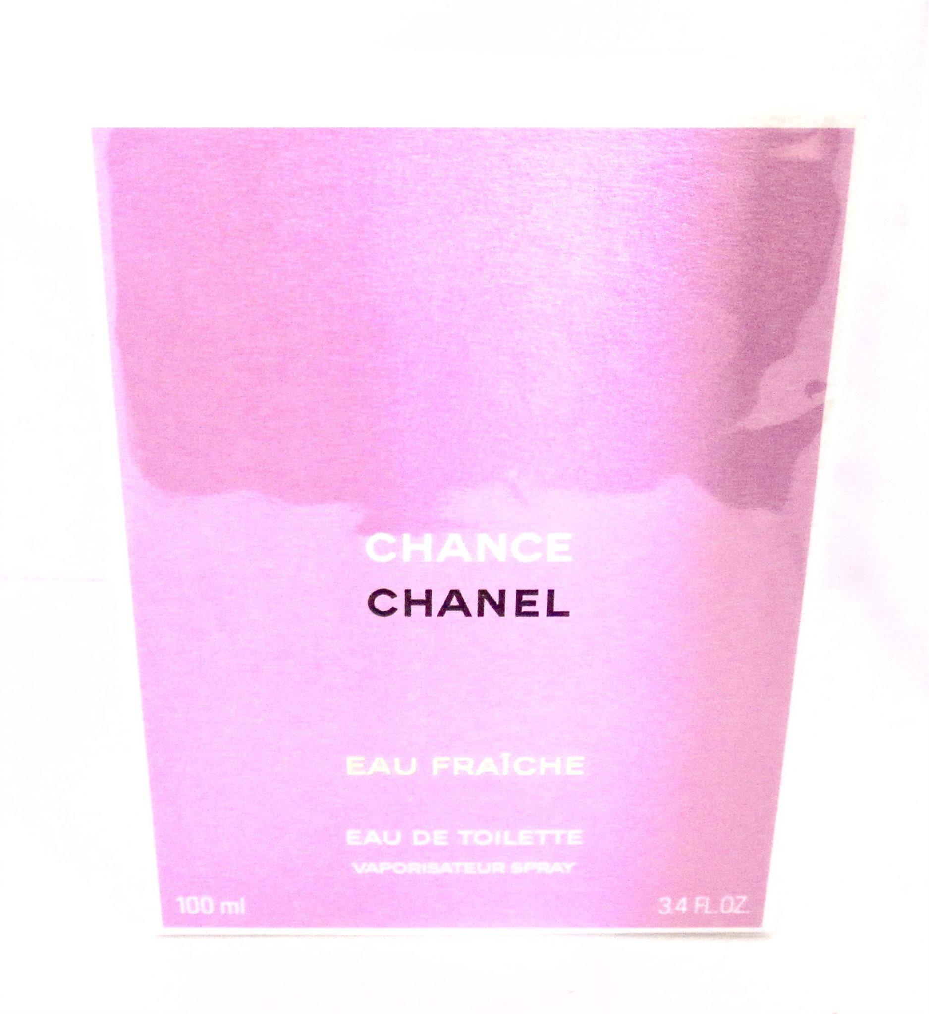 Chance Eau Fraiche Chanel 100 ml EDT INPLASTAD on Tradera