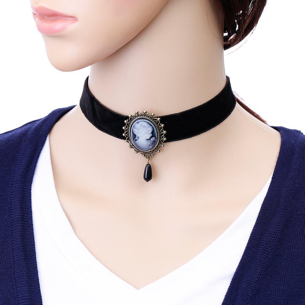 köpa choker halsband