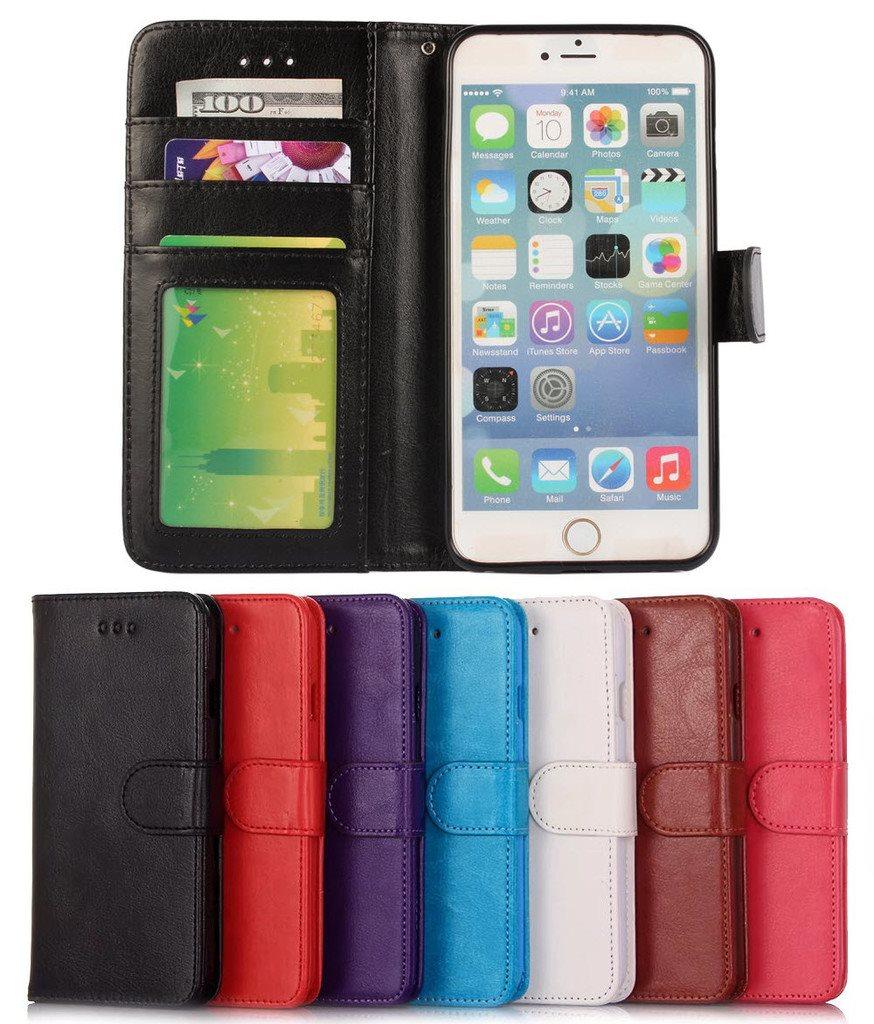 iPhone 7 plus 8 plus Plånboksfodral Fodr.. (313245809) ᐈ EUStore på ... 52aea03768601