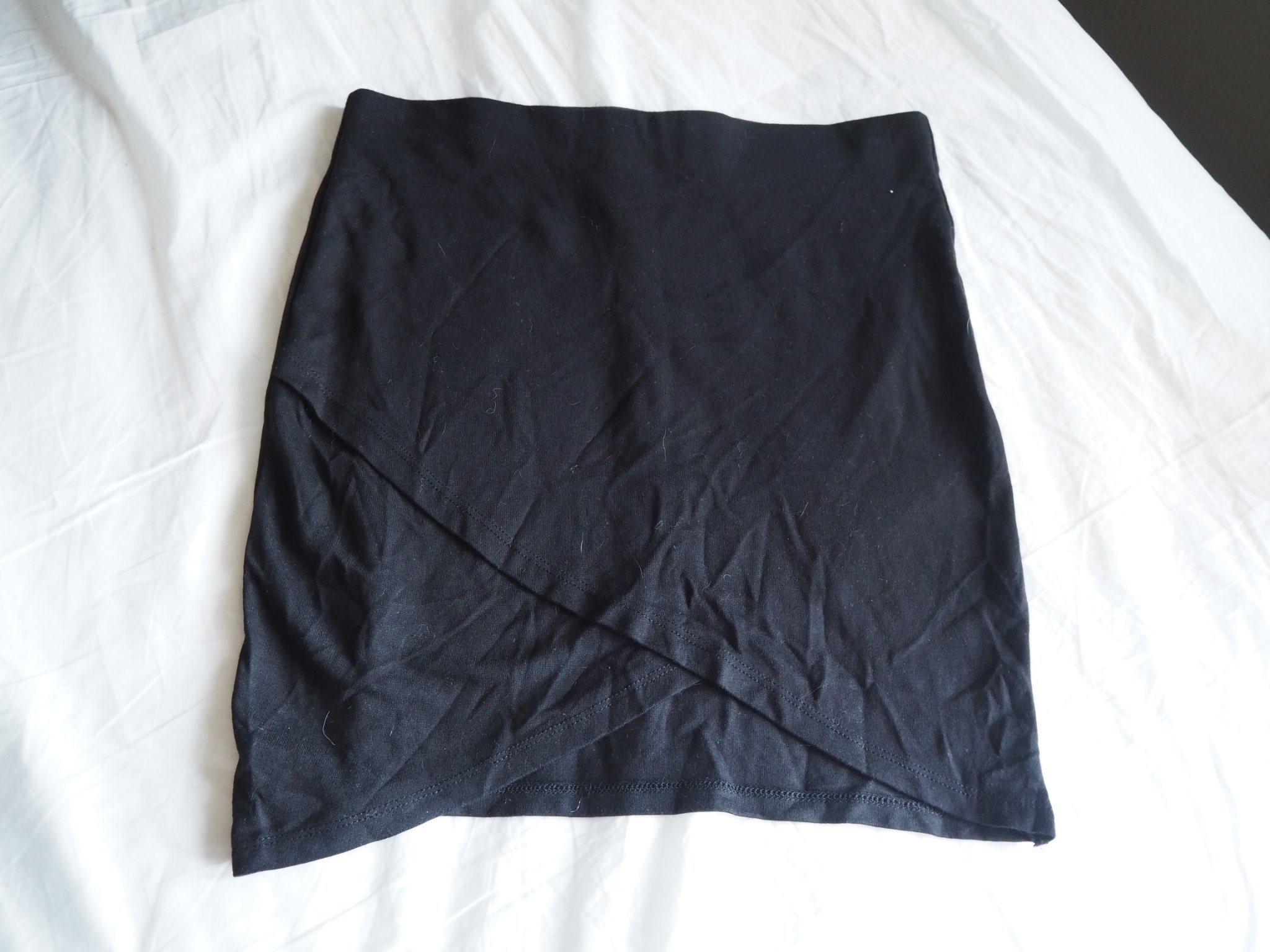 vit kjol gina tricot