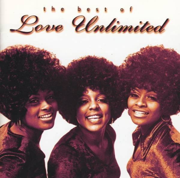 LOVE UNLIMITED- THE BEST OF