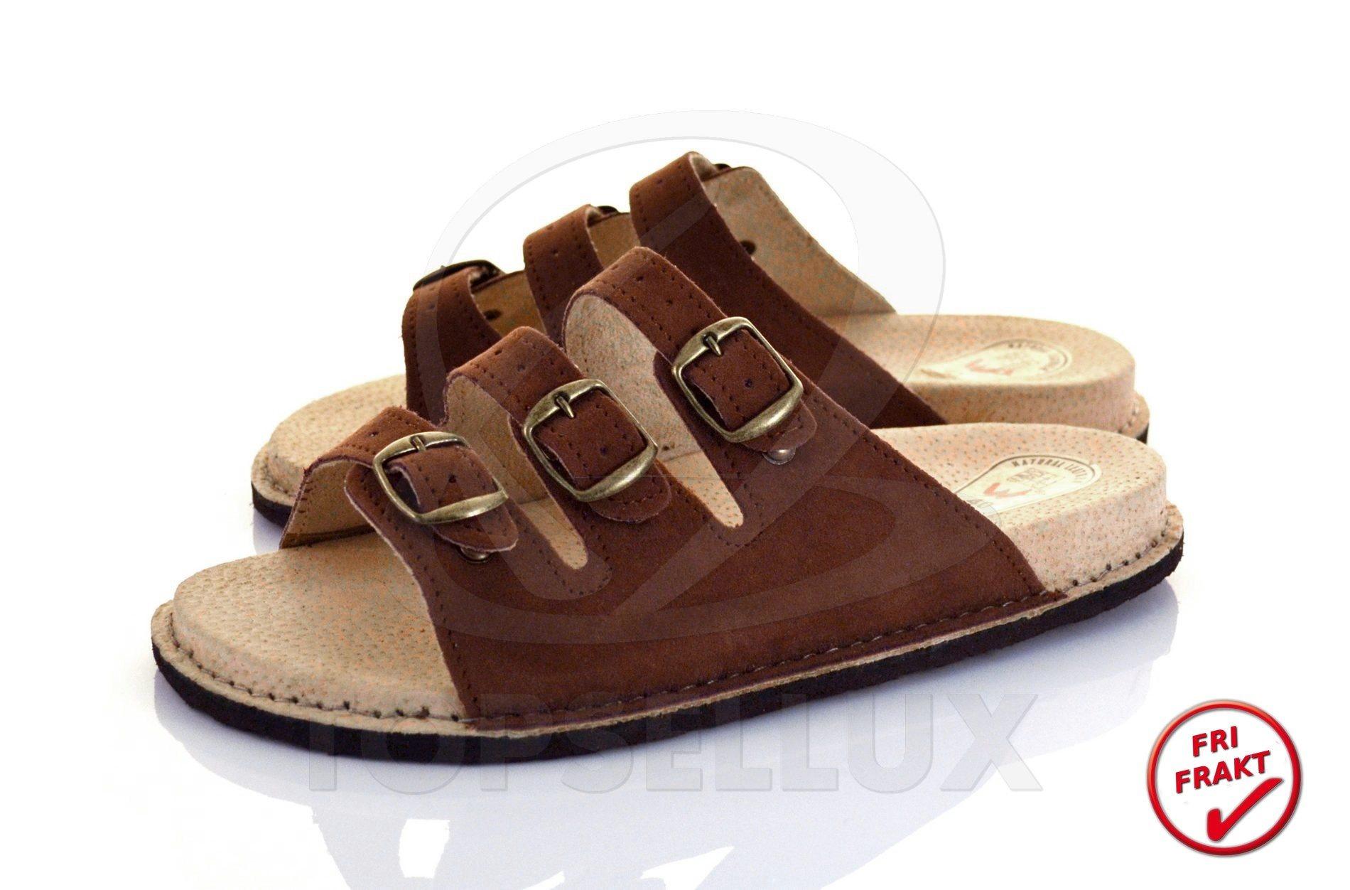 fe0895fec6d Sandal med fotbädd ortopedisk sula arbete / fritid skor dam sandaler sko  strl 39 ...