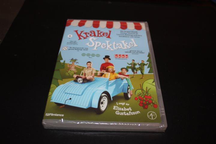 krakel spektakel dvd