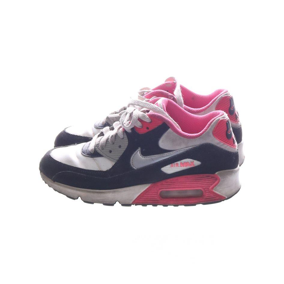 nike air max rosa svart