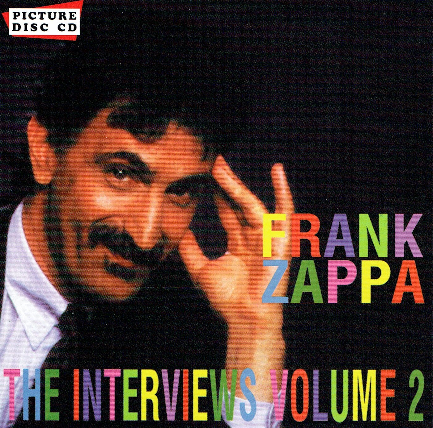 FRANK ZAPPA - THE INTERVIEWS VOL.2. CD