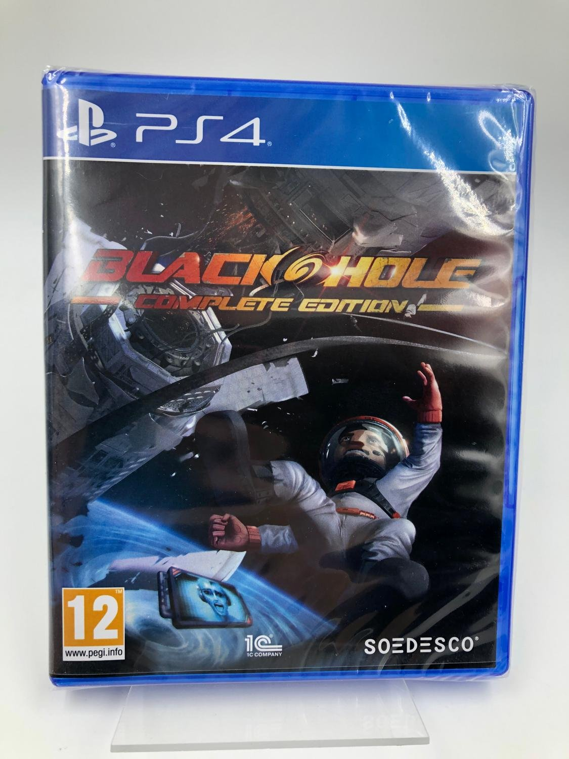 Black Hole Complete Edition Playstation 4 PS4 Nytt Inplastat