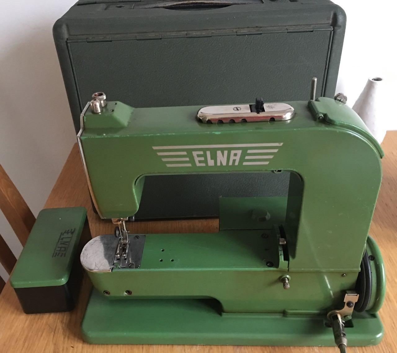 elna symaskin service