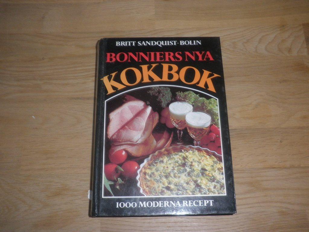 bonniers kokbok recept