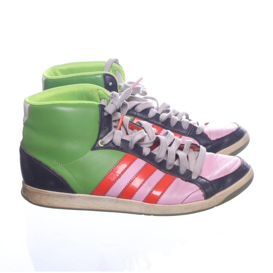 more photos 71f01 0cec3 Adidas Originals, Sneakers, Strl  40, Adi Hoop Mid, Flerfärgad, Skinn