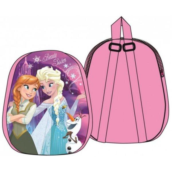 Disney Frozen Ryggsäck i plysch a16cbfb7eccc2
