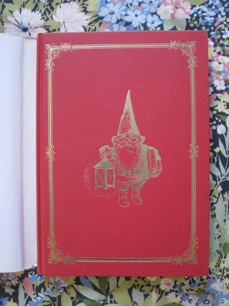 TOMTAR   WIL HUYGEN och RIEN POORTVLIET POORTVLIET POORTVLIET  Stora boken Inbunden 1874da
