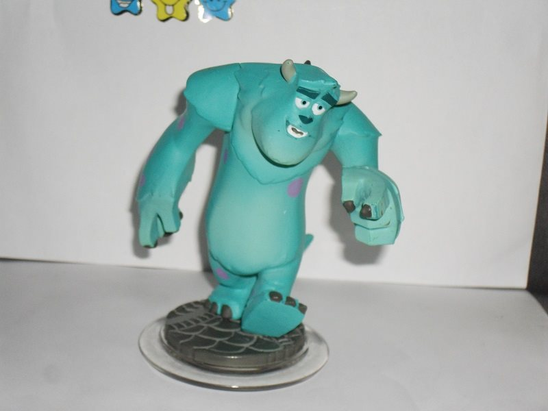 Disney infinity 2.0 spel figur sulley monsters university