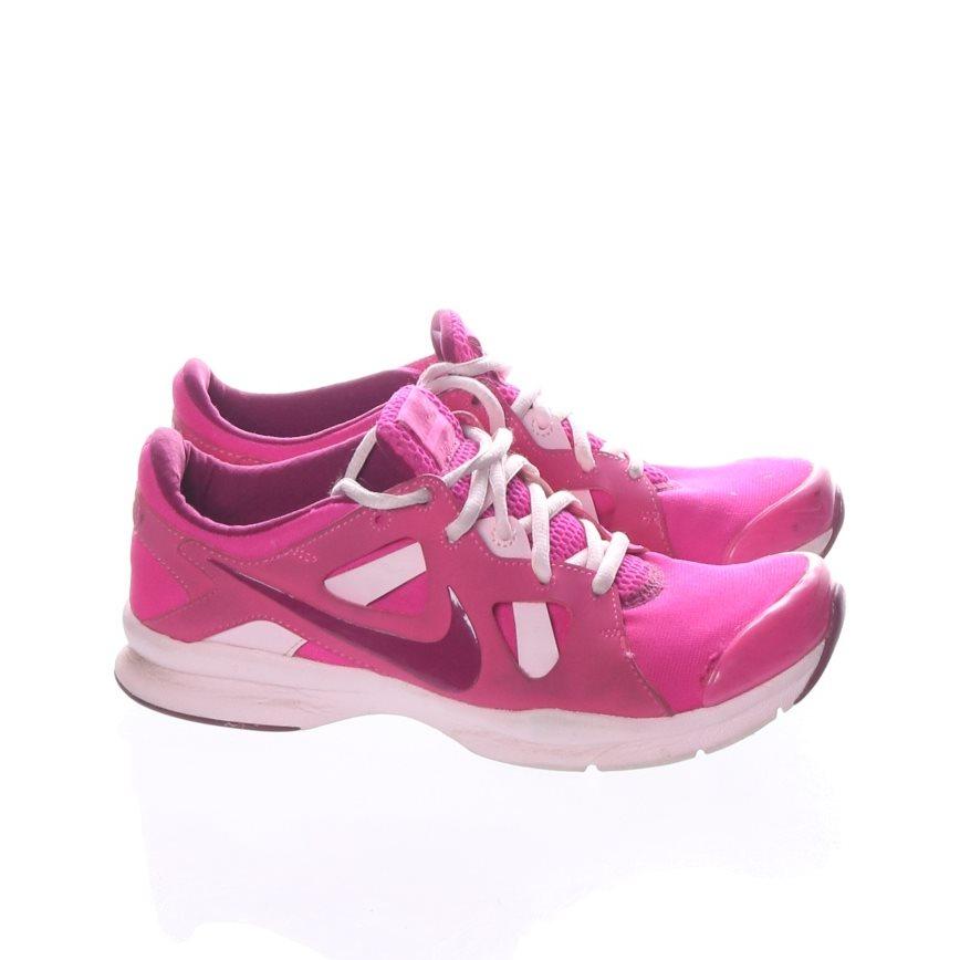 Nike, Löparskor, Training, Strl: 37,5, Rosa (318262524) ᐈ