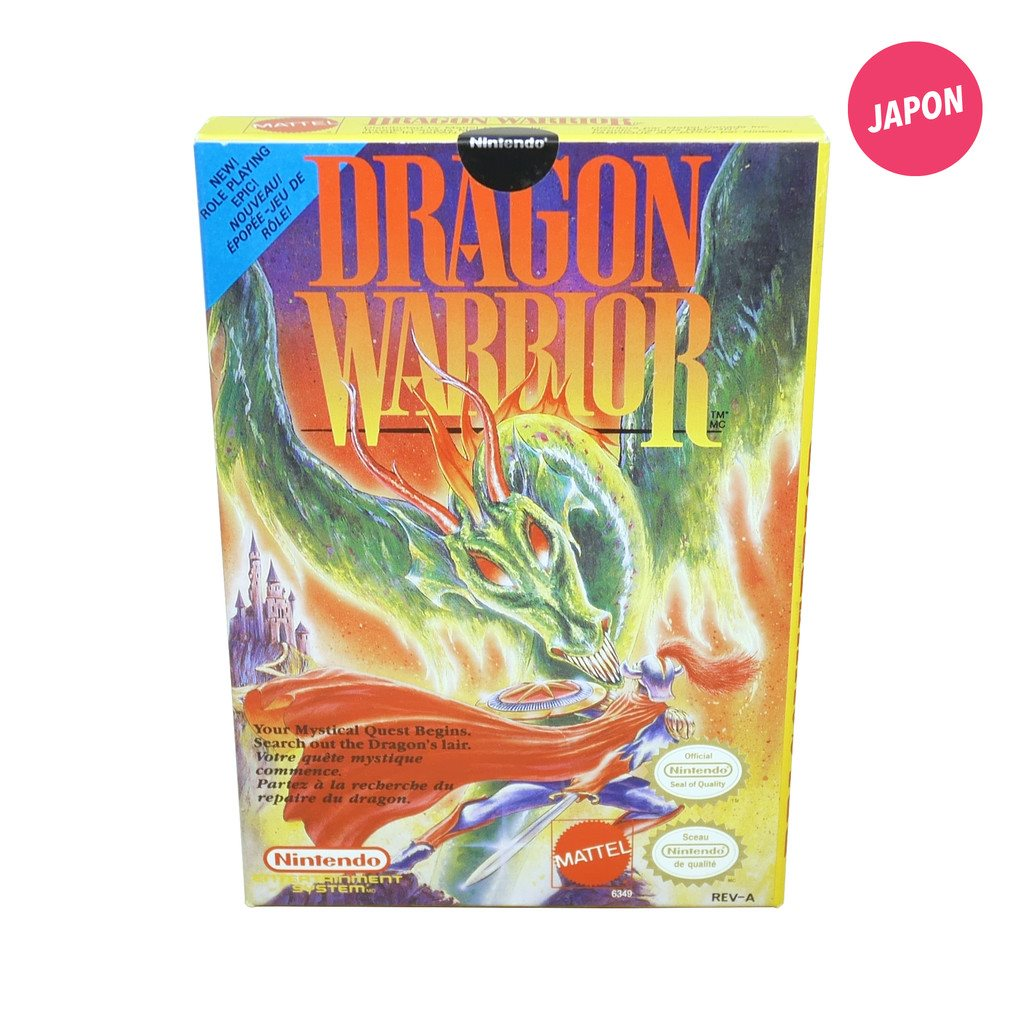 Dragon Warrior (NES / CAN)