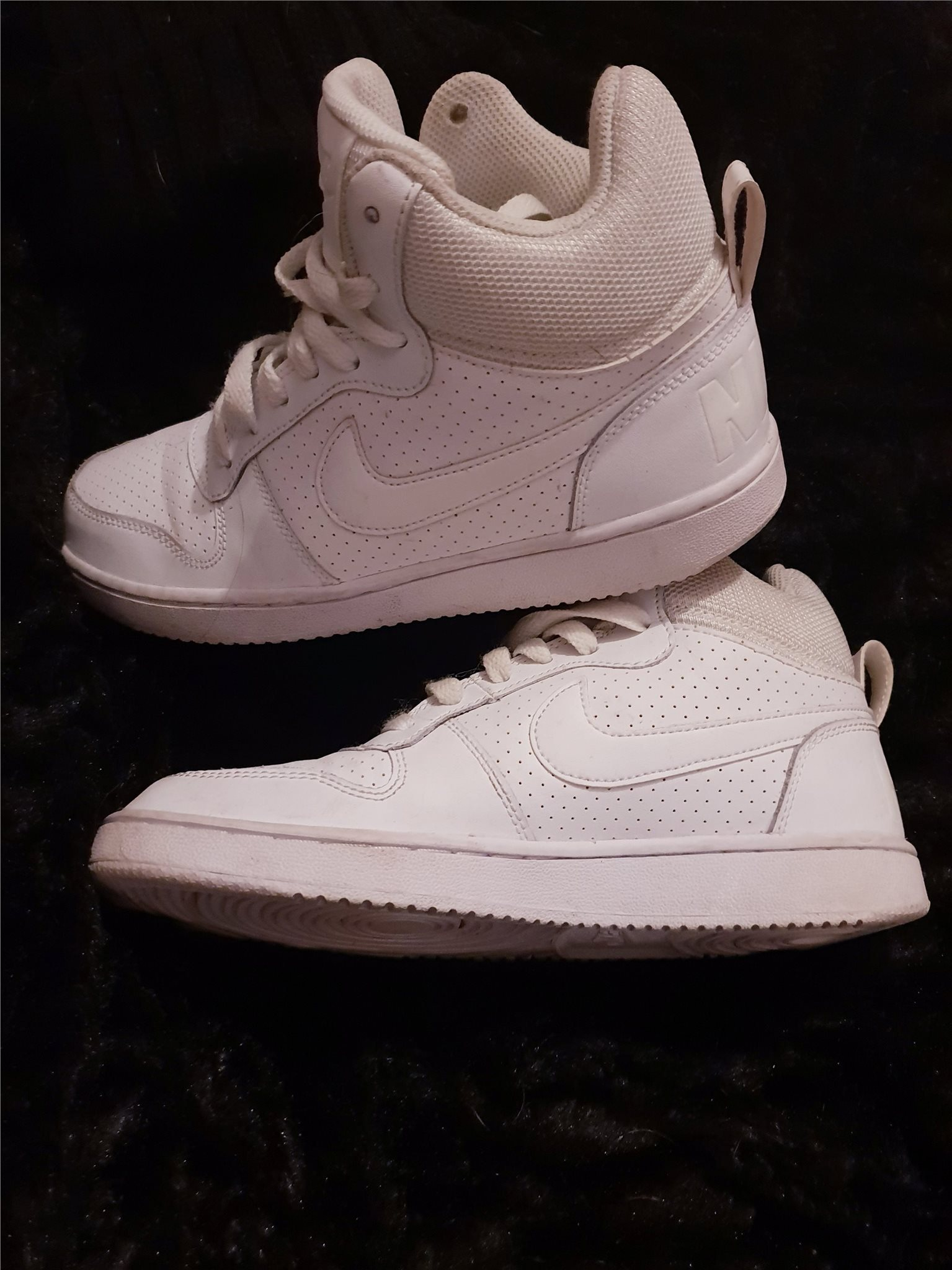innovative design 5e56c 007ac Nike air SNEAKERS 37 37,5 ENBART PROVADE vita skor