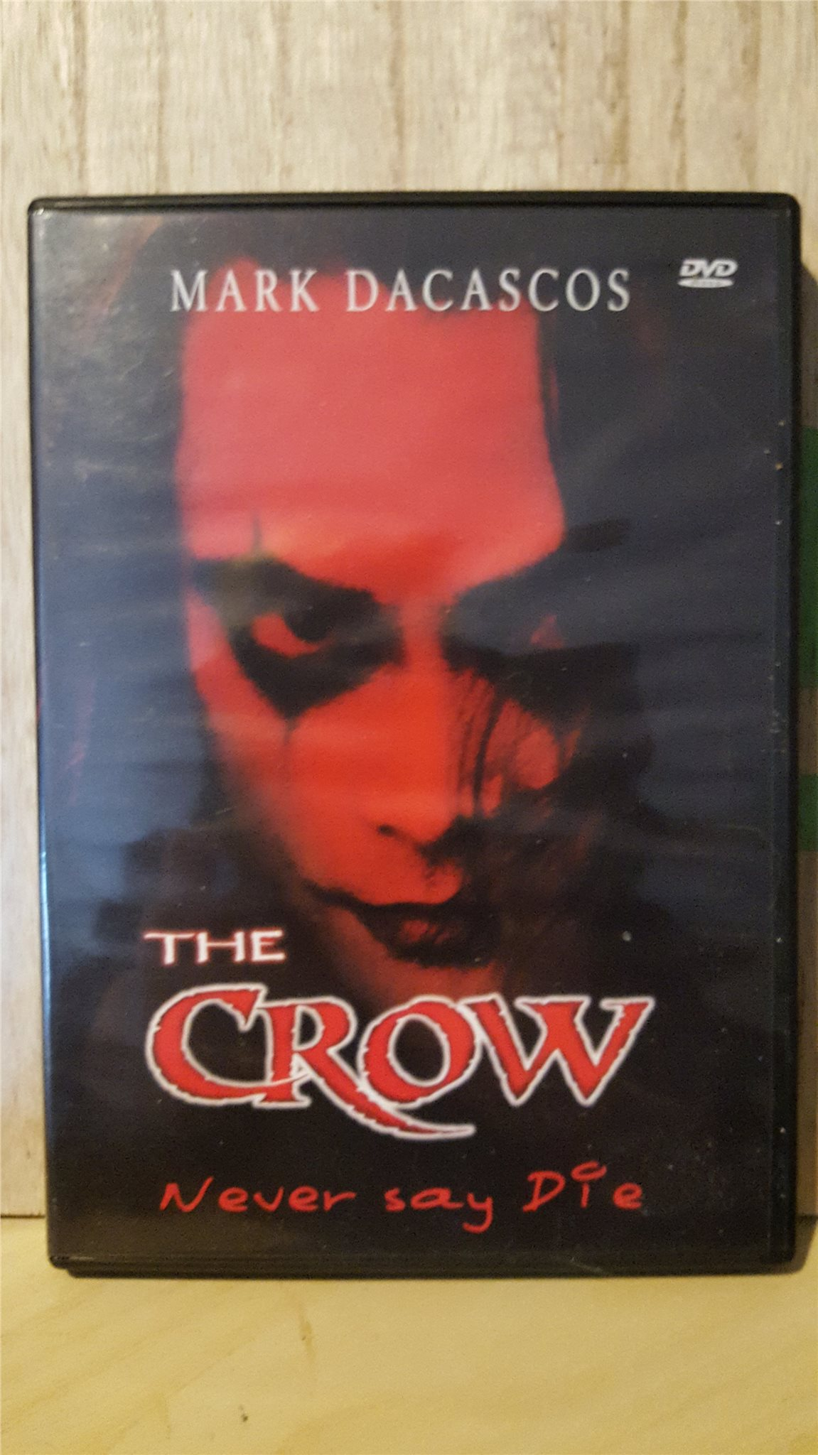 Crow - Never say die - 1998 - Mark Dacascos och Marc Gomes