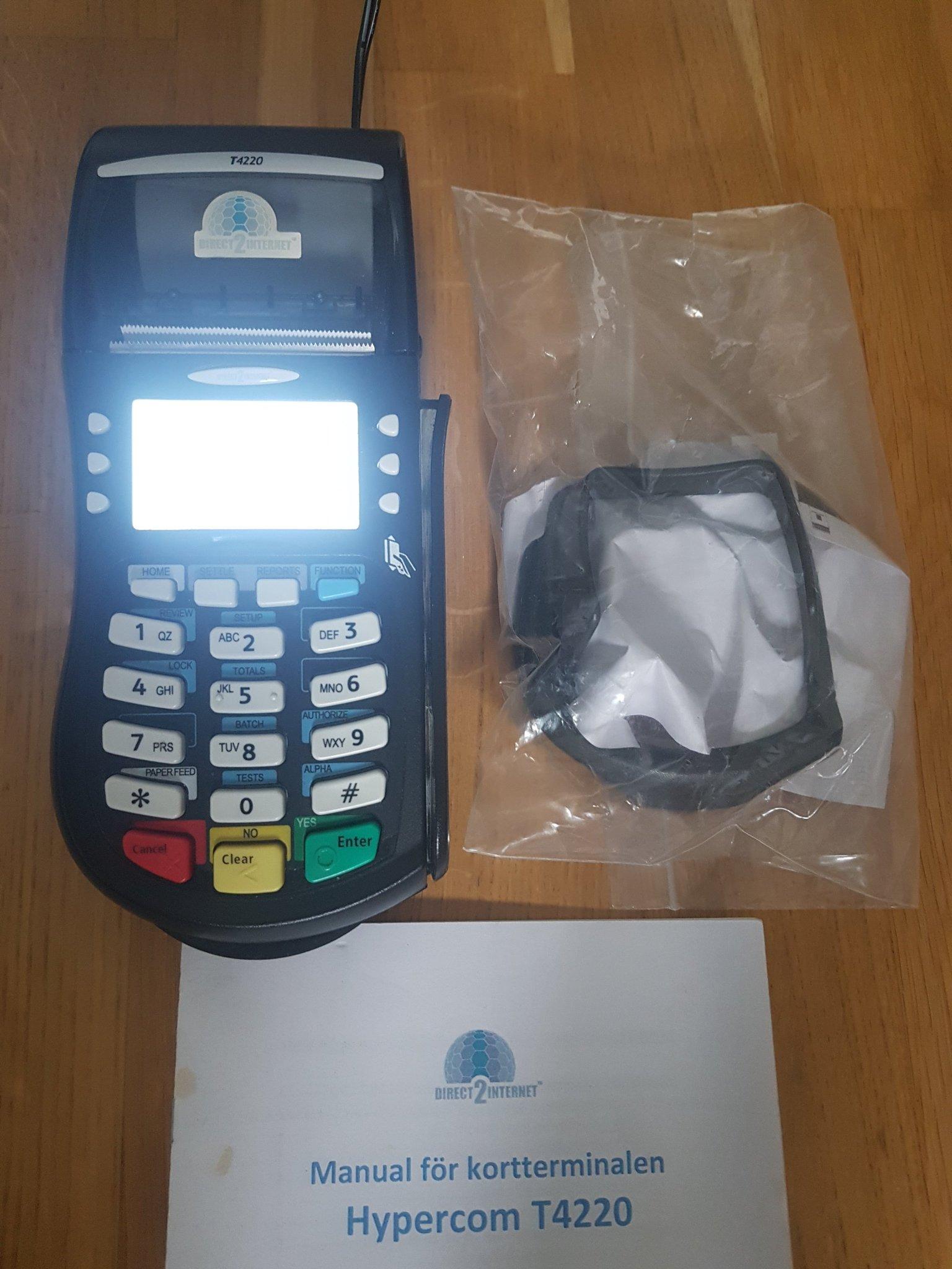 Hypercom T4220 Pdf