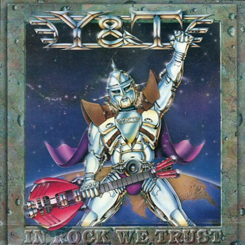 Y&T (Yesterday And Today) -In Rock We Trust cd S/S 2005 pres