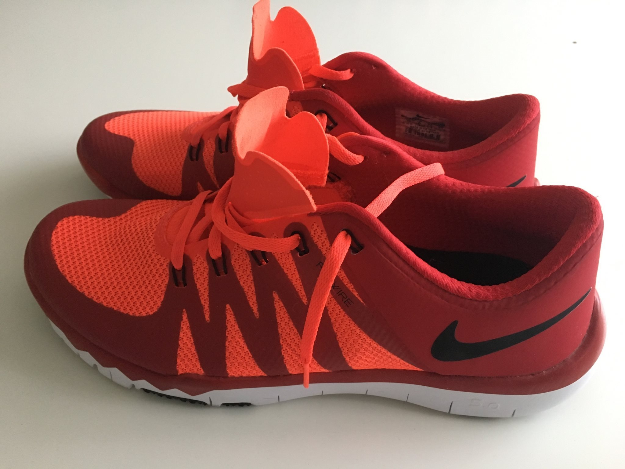competitive price bd85d 79186 Nike Free 5.0 inomhus skor. Stl. 44