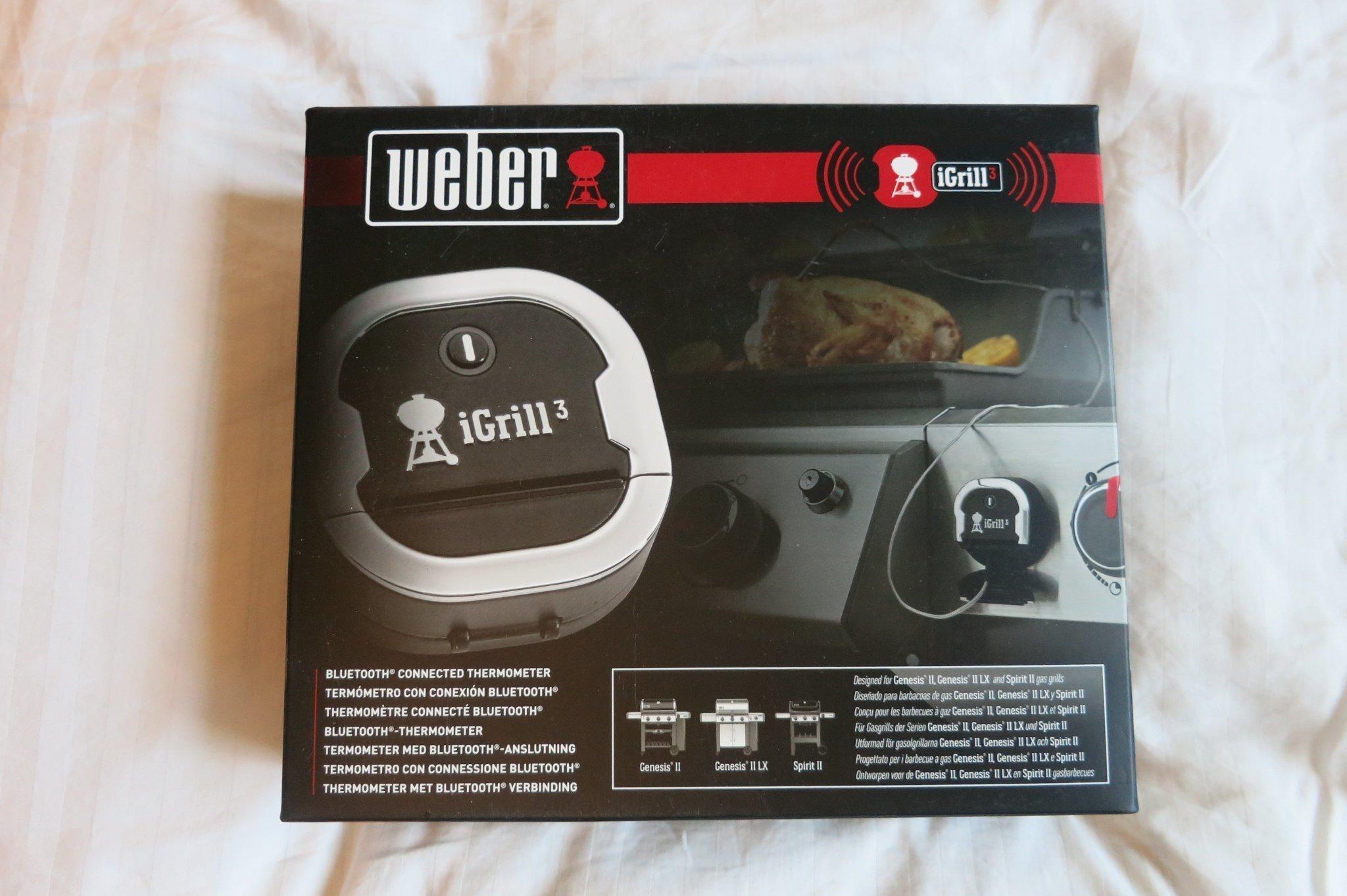 Weber igrill 3 (405611791) ᐈ Köp på Tradera