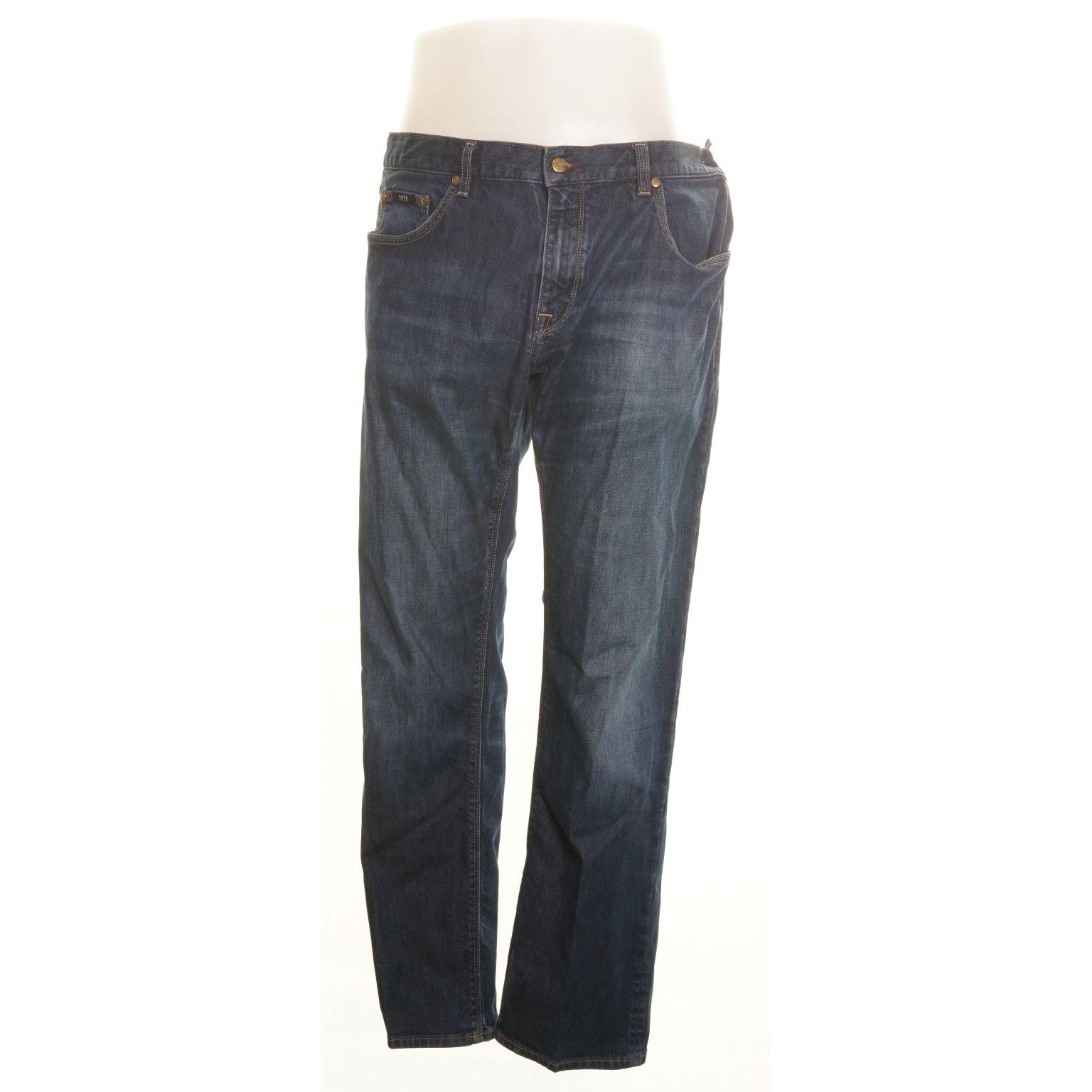 Hugo Hugo Hugo Boss, Jeans, Strl: W38L32, Blå da1944