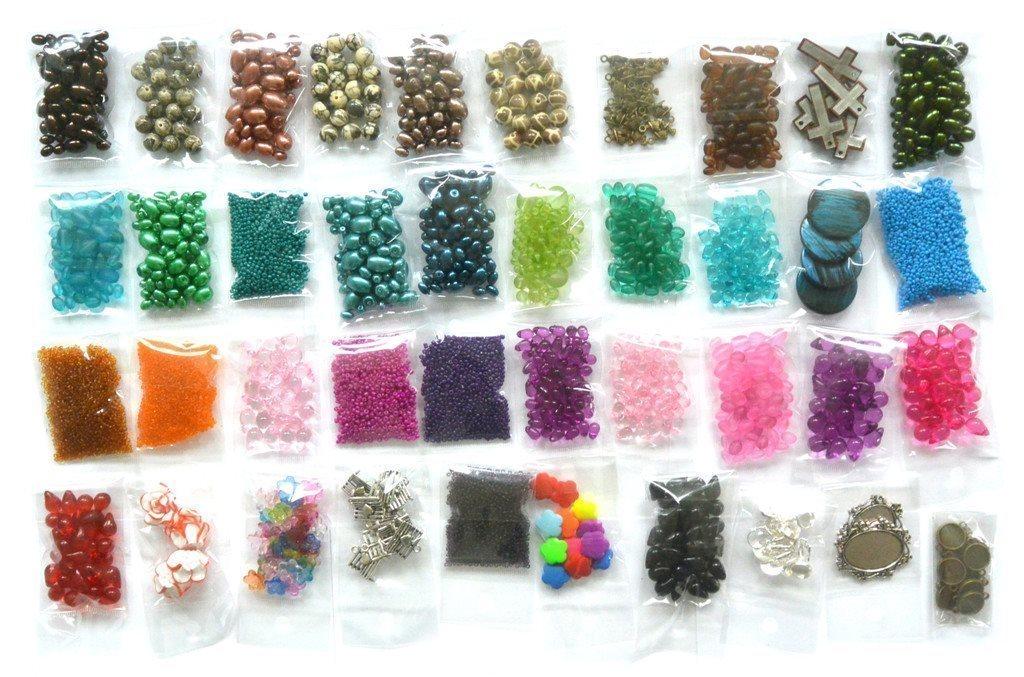 pärlor till smyckestillverkning