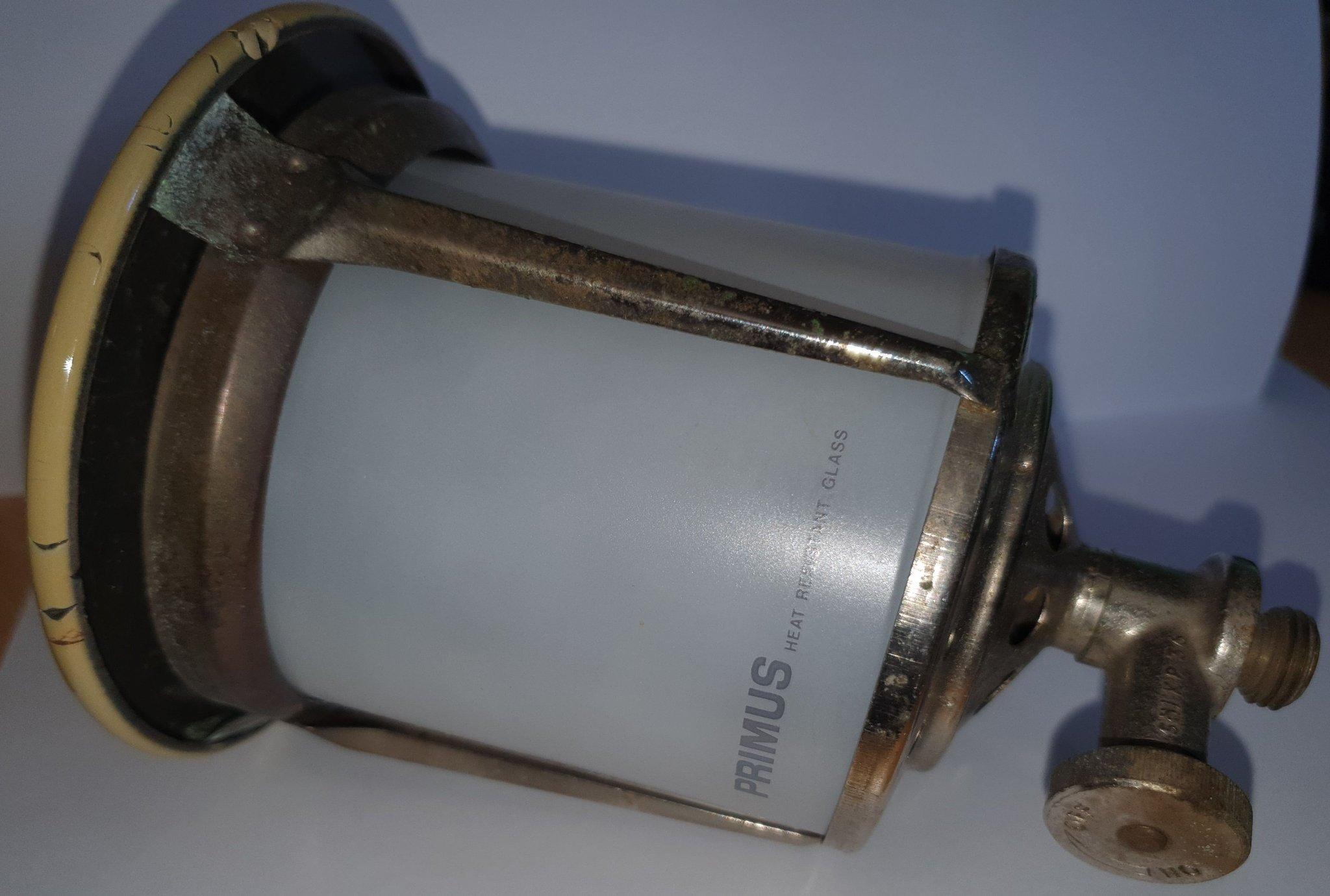 PRIMUS GASOLLAMPA 2150 GASOLLYKTA LAMPA CAMPING JAKT UTFLYKT