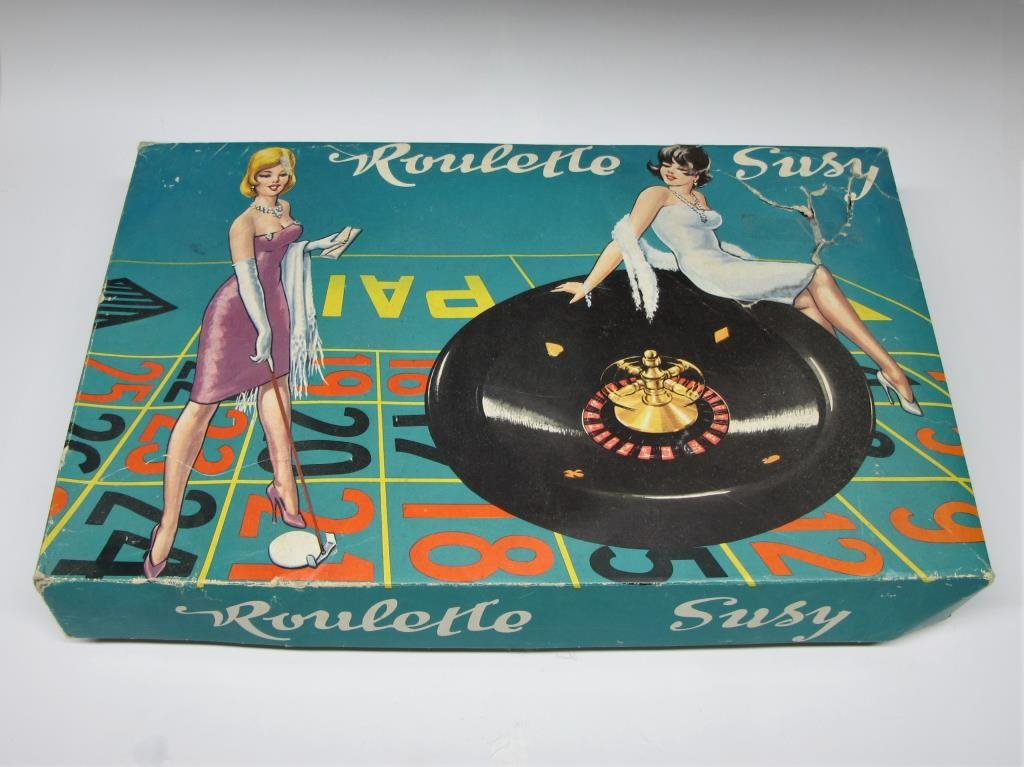 Roulette Spel Leksak