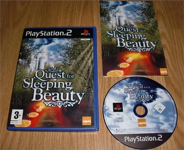 PS2: Quest for Sleeping Beauty