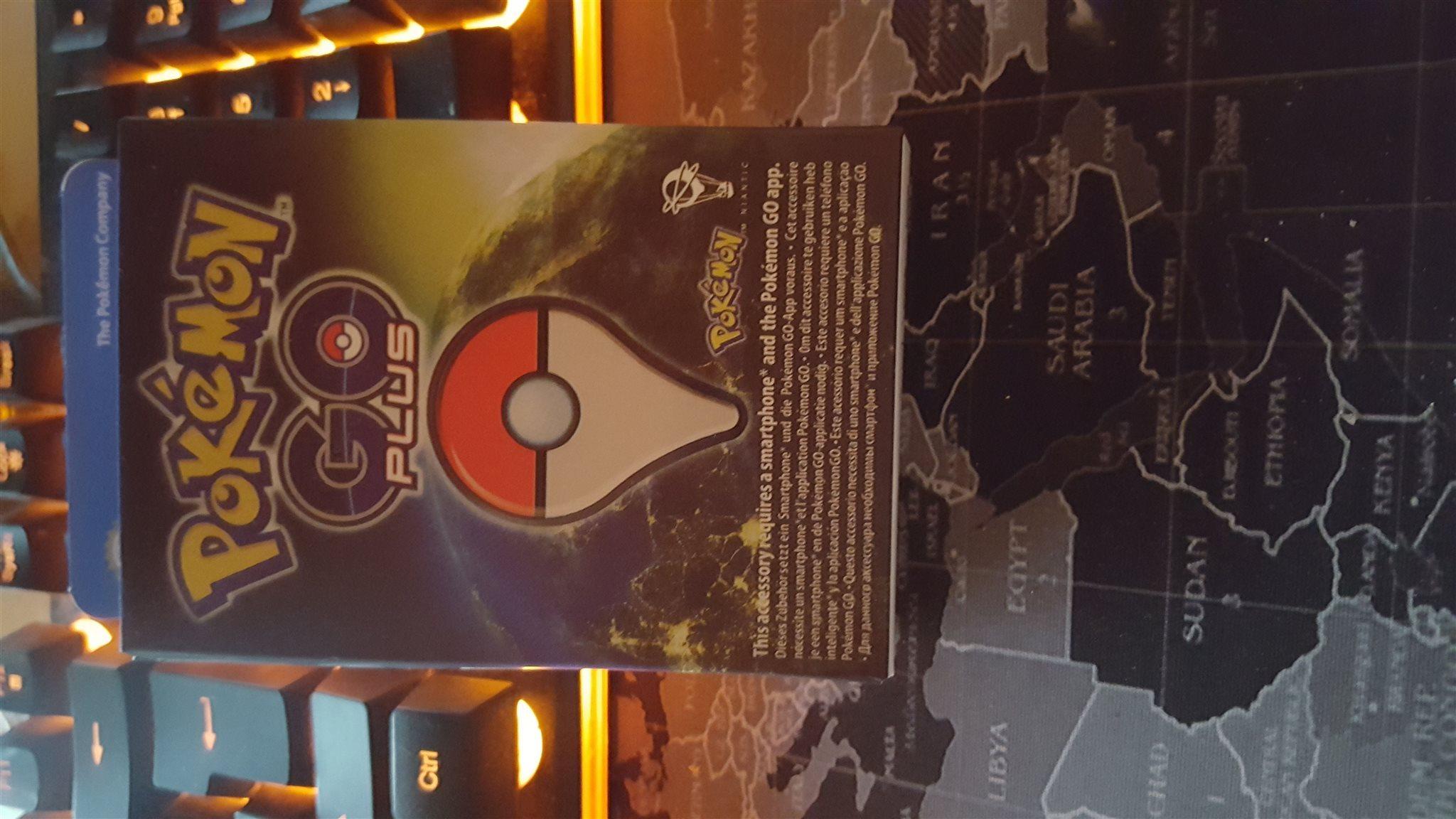 App Di Design ny pokemon go plus (337064467) ᐈ köp på tradera