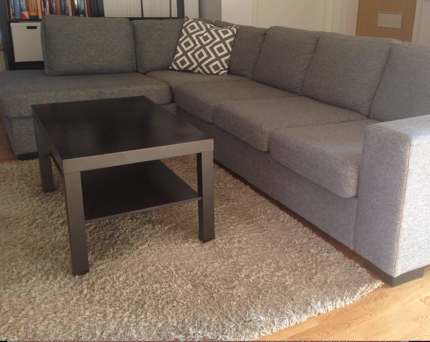 mio soffa divan grå