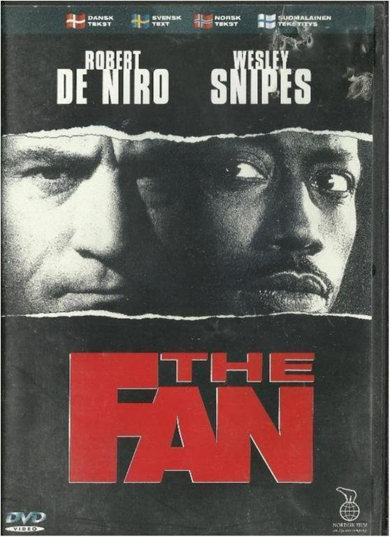 THE FAN - ROBERT DE NIRO  (SVENSKT TEXT)