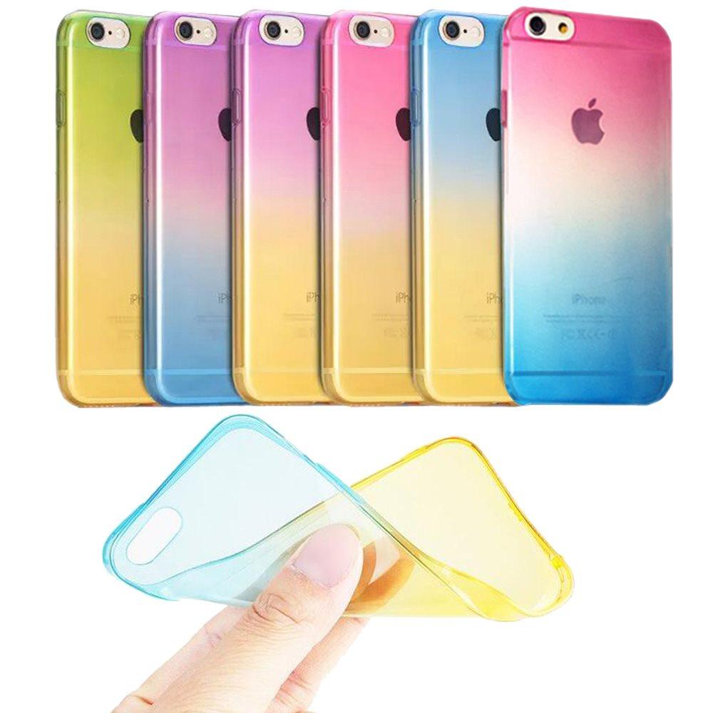 Ultratunn Mjuk Skal iPhone 6 6S Regn.. (278100193) ᐈ EurekaShop på ... f69f196b04c60