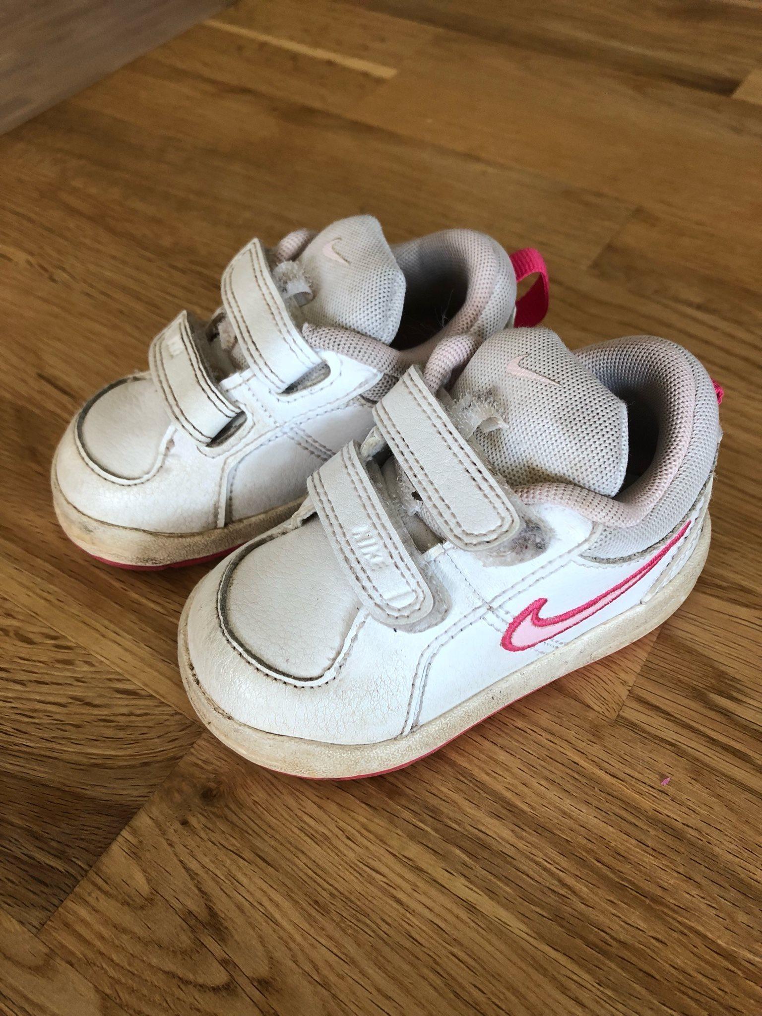 Nike-skor stl 19.5 för baby- perfekta lära-gå s.. (327605407) ᐈ Köp ... f9084f28e976e