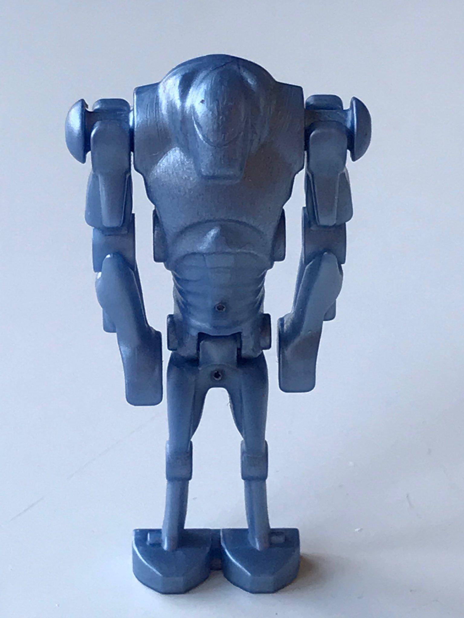 7163 AS-IS Blue Super Battle Droid Arm LEGO Star Wars Minifigure PART ONLY