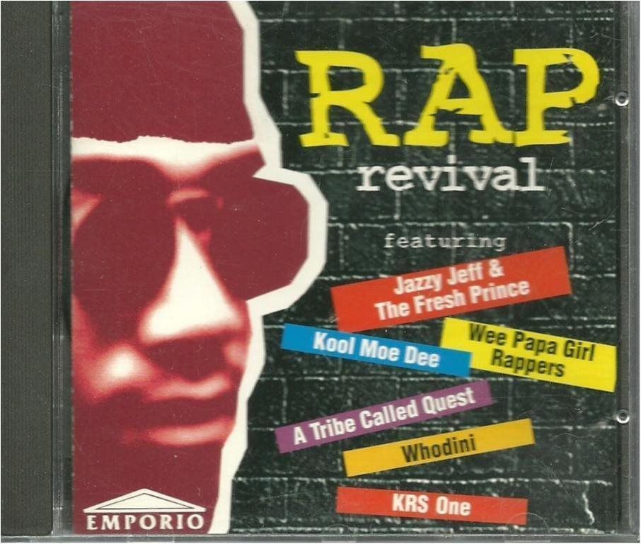 Rap revival - Wee Papa Girl Rappers/Whodini