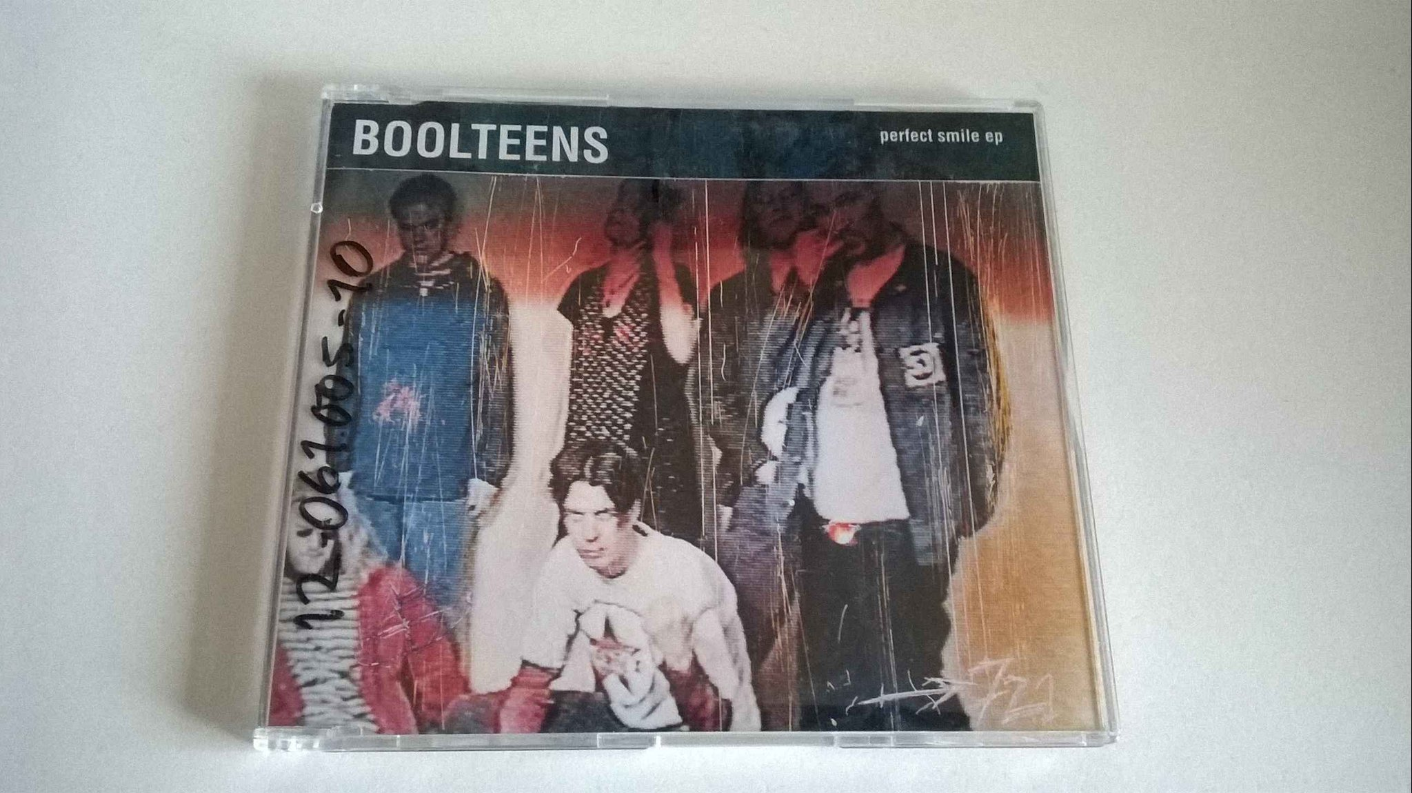 Boolteens - Perfect Smile EP, CD