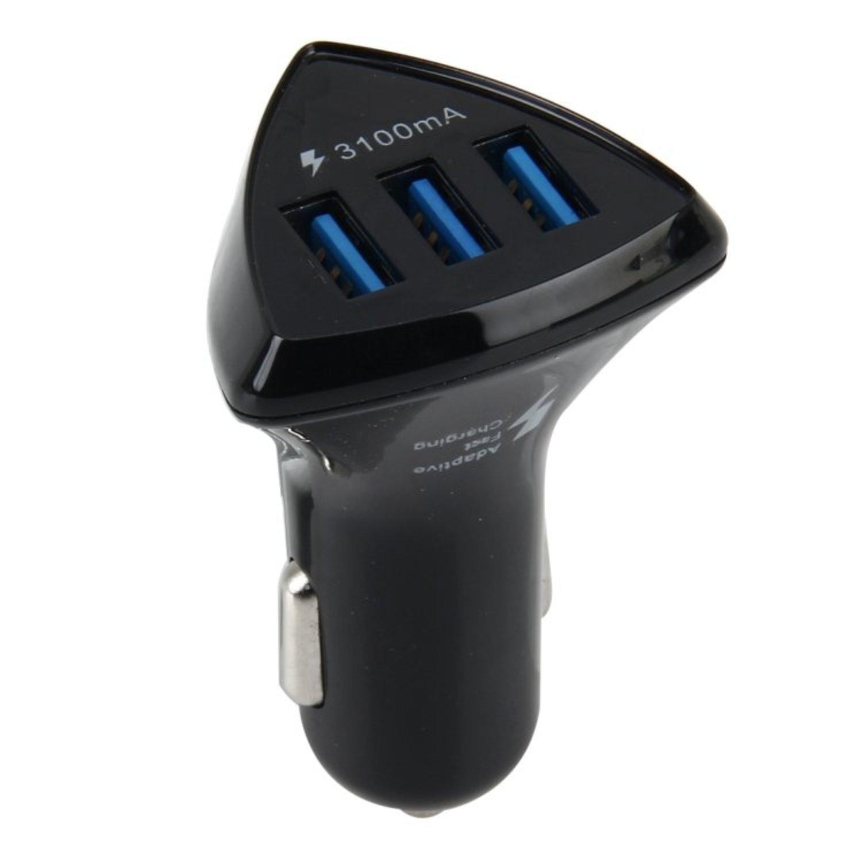 Intelligent Billaddare Quickcharger 3 USB .. (348816147) ??? title=
