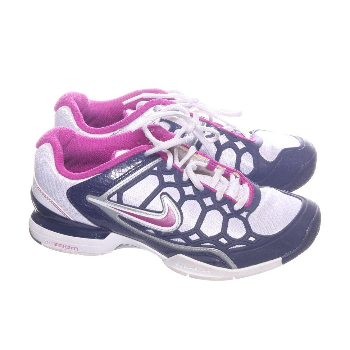 size 40 0de00 4e506 Nike, Löparskor, Strl  38, 454126-101, Vit Lila