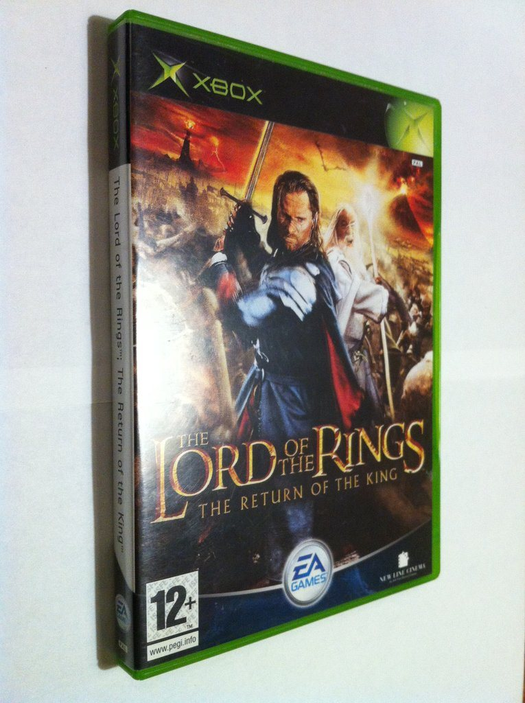 Xbox: Lord of the Ring: The Return of the King