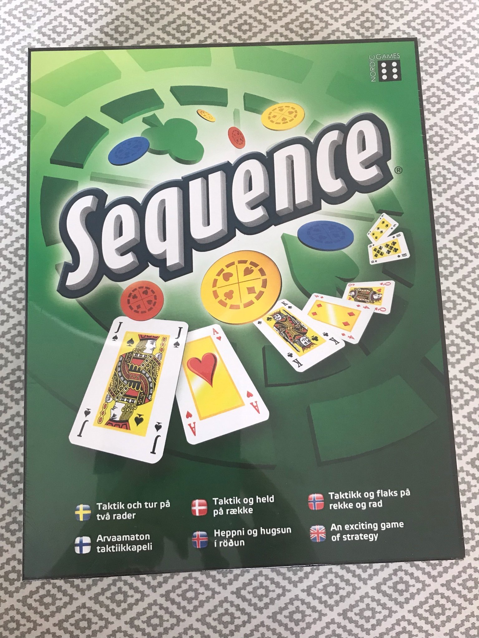 SEQUENCE SPEL