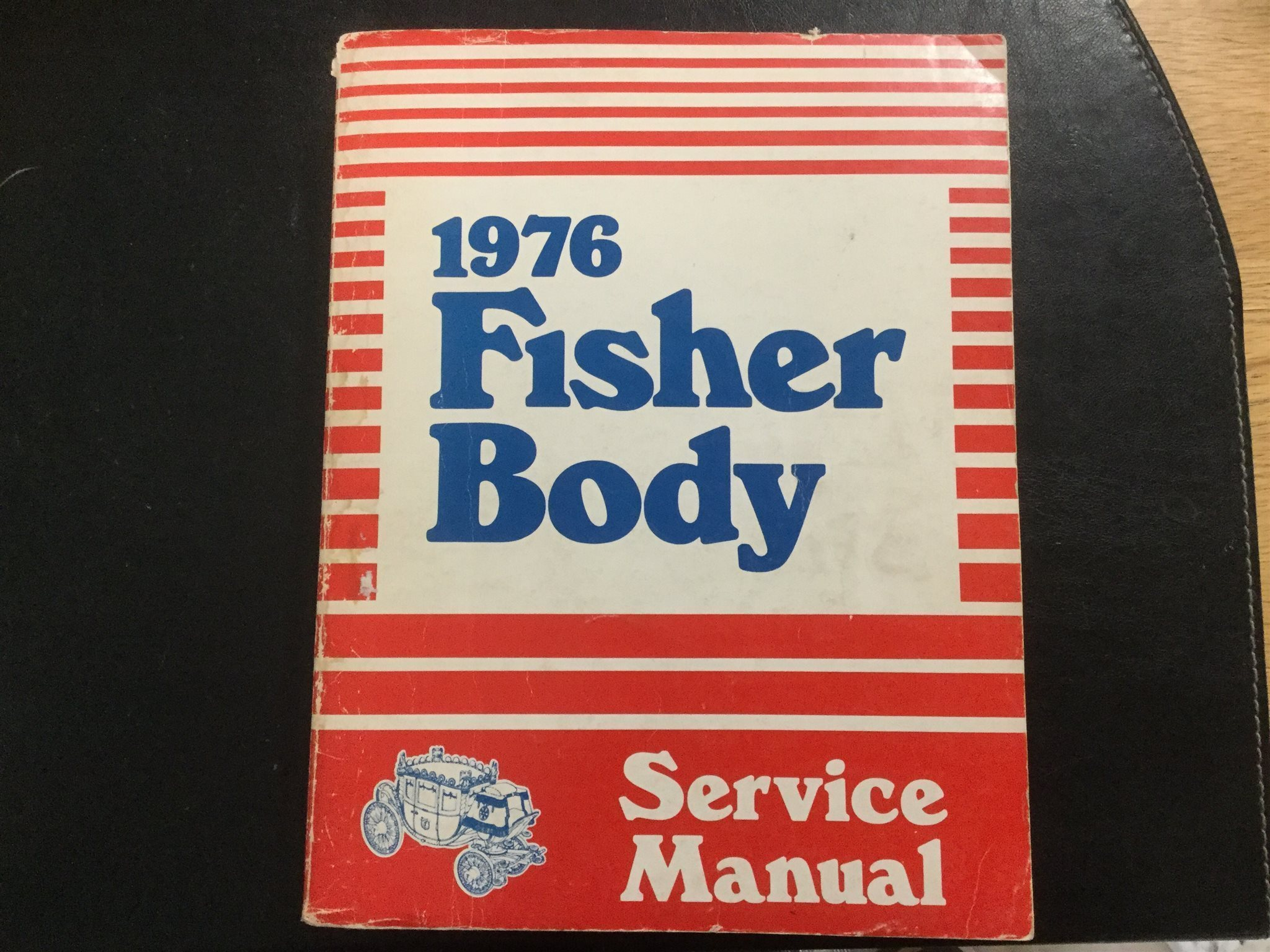 1976 GM Fisher Body Service Manual