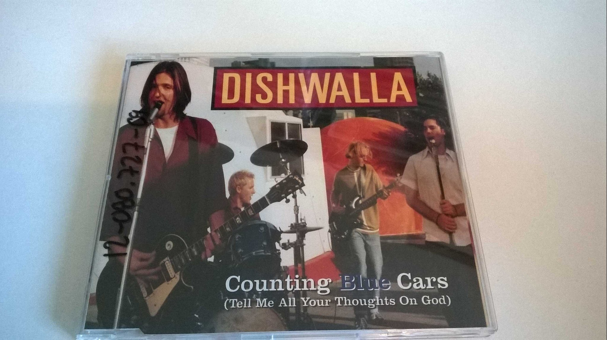 Dishwalla - Counting Blue Cars, CD